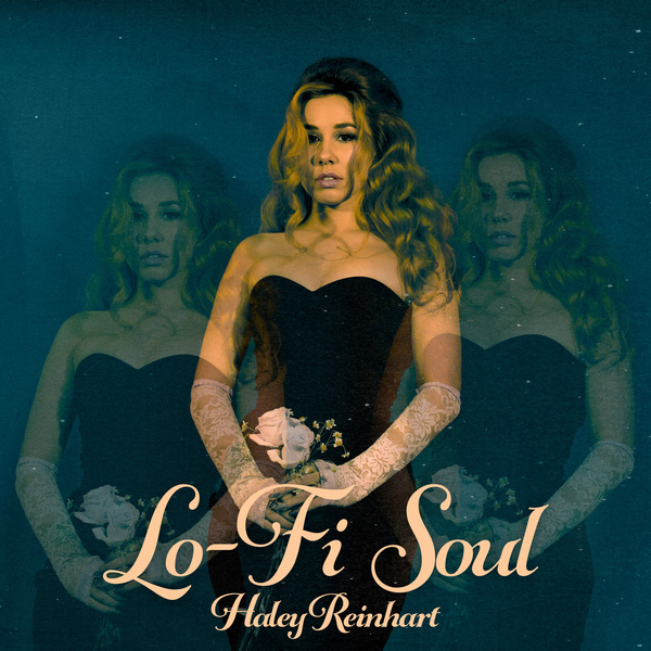 Hair By Esther - Haley Reinhart Album Cover 2019