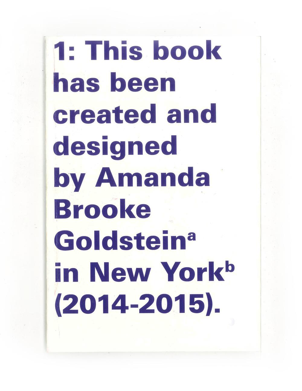 Amanda Goldstein -