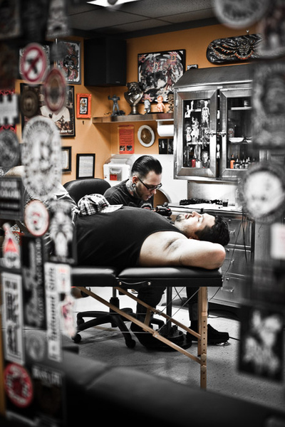 Hot Rod Tattooing and Piercing -