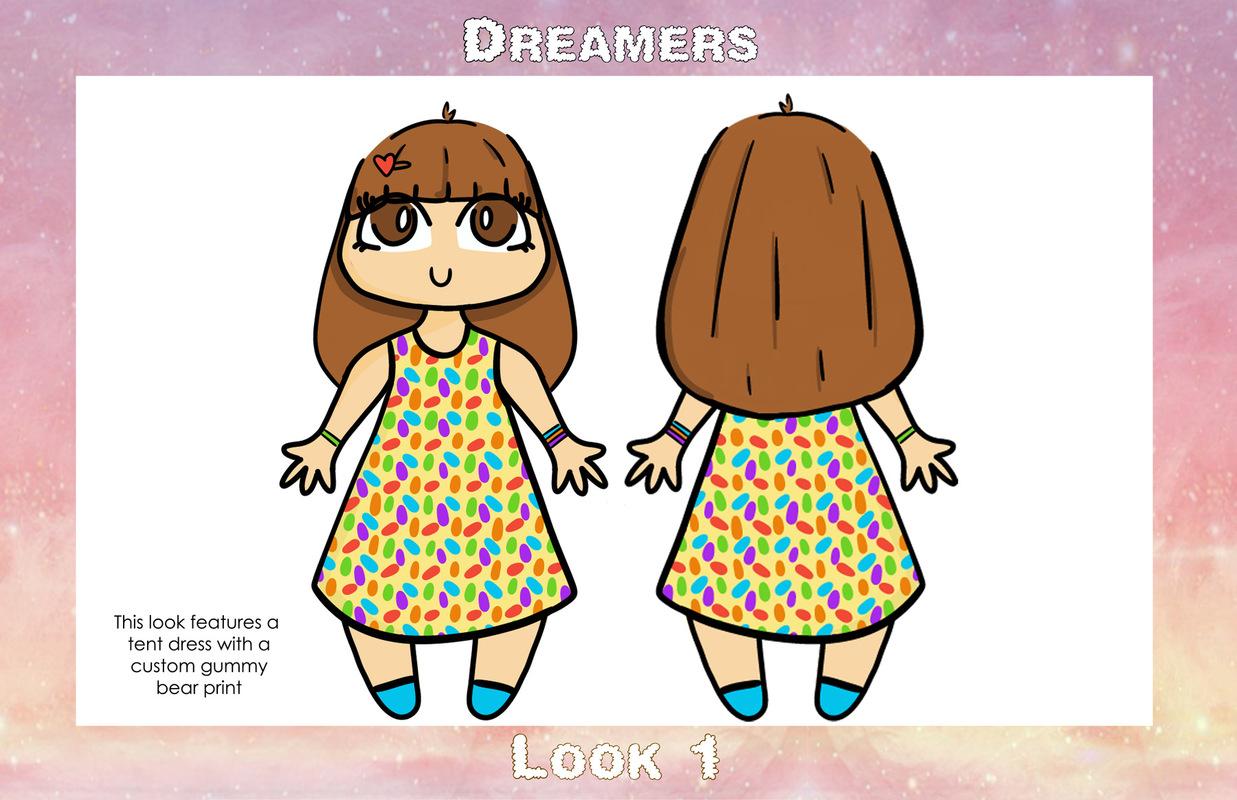 Jessica DeLuca Fashion Designer -