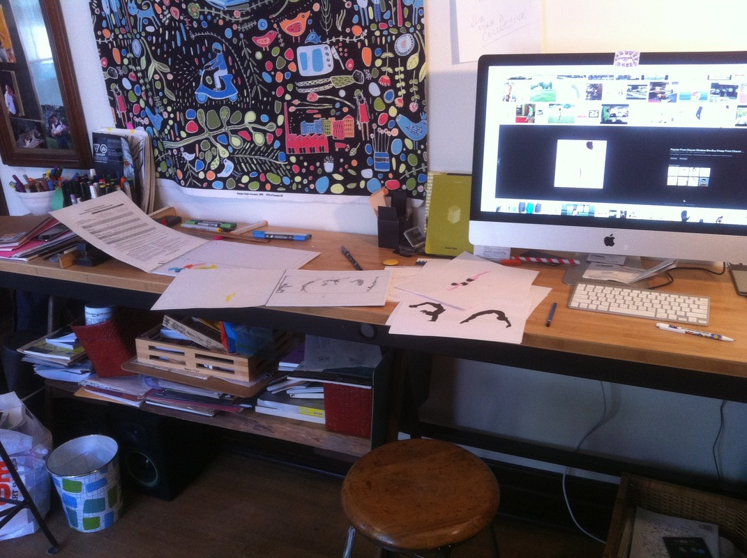 Monica Wickeler - my office