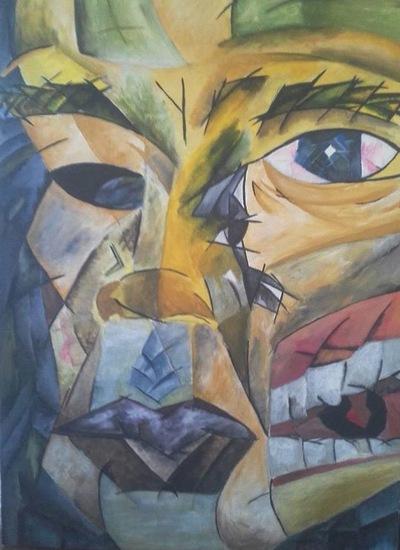Vanessa Velez Art - Acrylic on canvas