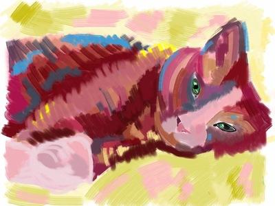 Vanessa Velez Art - Autodesk Sketchbook