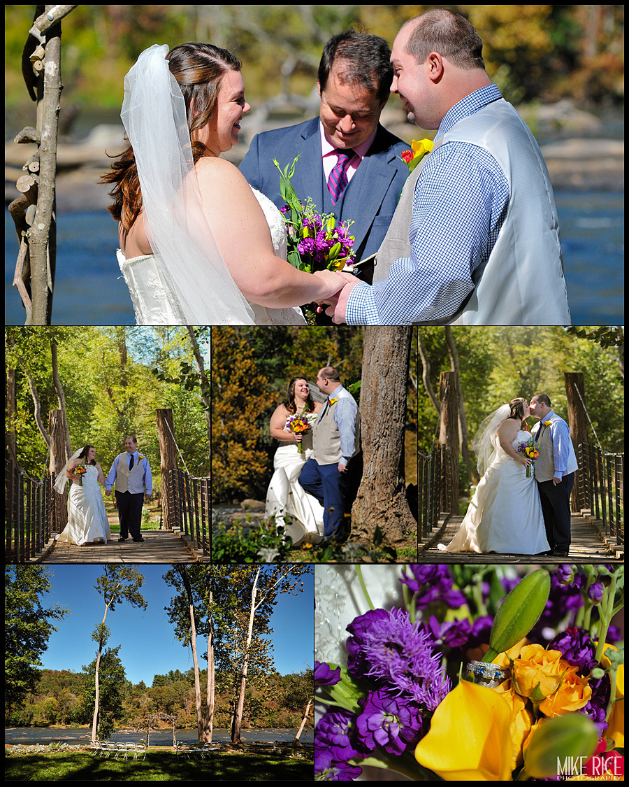 Wedding Photography - North Carolina - Asheville Wedding Photographer, ollivette community, french broad river, mike rice photography, elope asheville, elopement