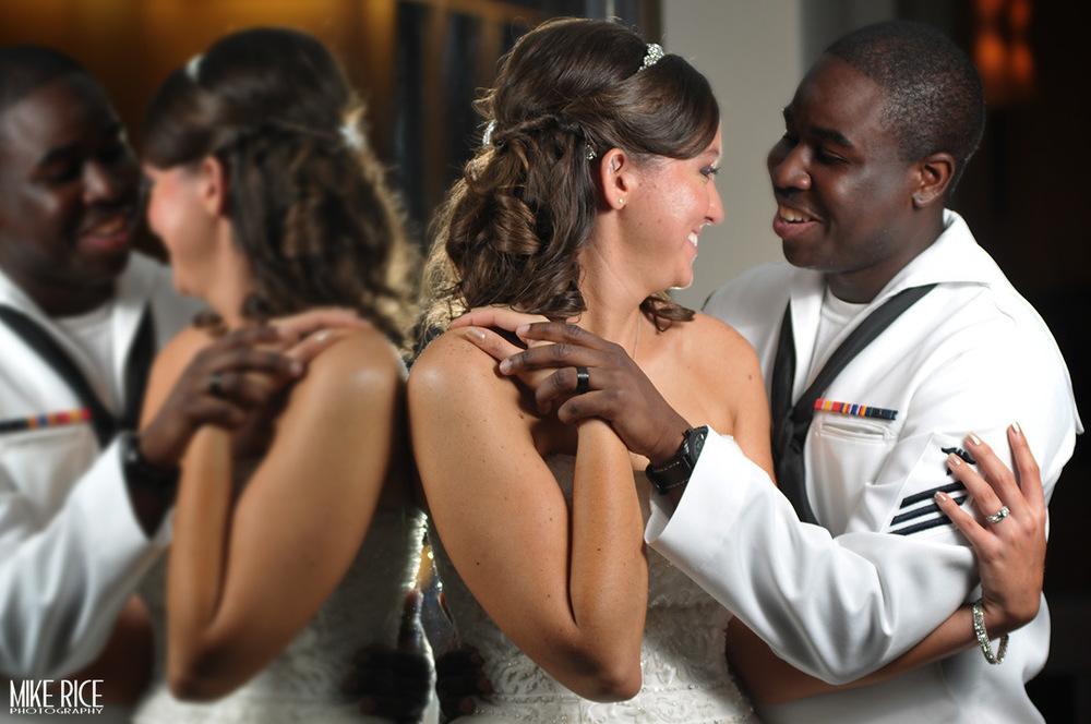 Wedding Photography - North Carolina - PGA National Military Wedding Photography, Asheville Wedding Photographer, Romantic Asheville, Mike Rice Photography
