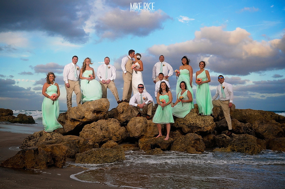 Wedding Photography - North Carolina - Destination Wedding Photography, Asheville Wedding Photographer, Romantic Asheville, Mike Rice Photography