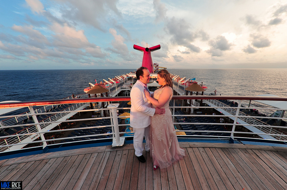Wedding Photography - North Carolina - Destination Wedding Photographer, Mike Rice Photography, Carnival Sensation Wedding
