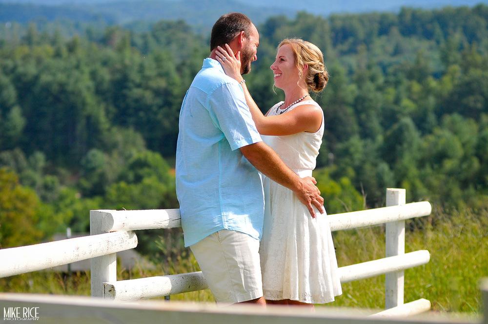 Wedding Photography - North Carolina - Asheville Portrait Photographer, Asheville engagement Photographer, Mike Rice Photography