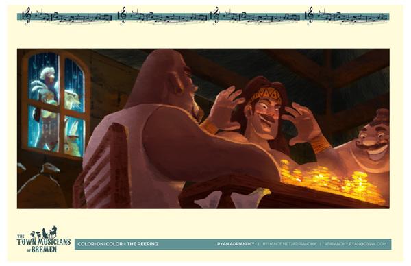 Brian Larson Animation & Design -