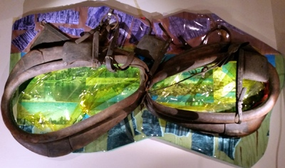 Alz Art - FANTASY GOGGLES FOR THE TIRED WORKING HORSE (from the new fall collection...)