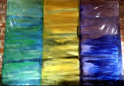Alz Art - SECOND FLOOR BEACH WINDOW