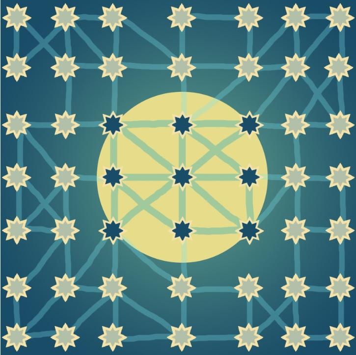 Tamys Portfolio - Banho de Lua Board