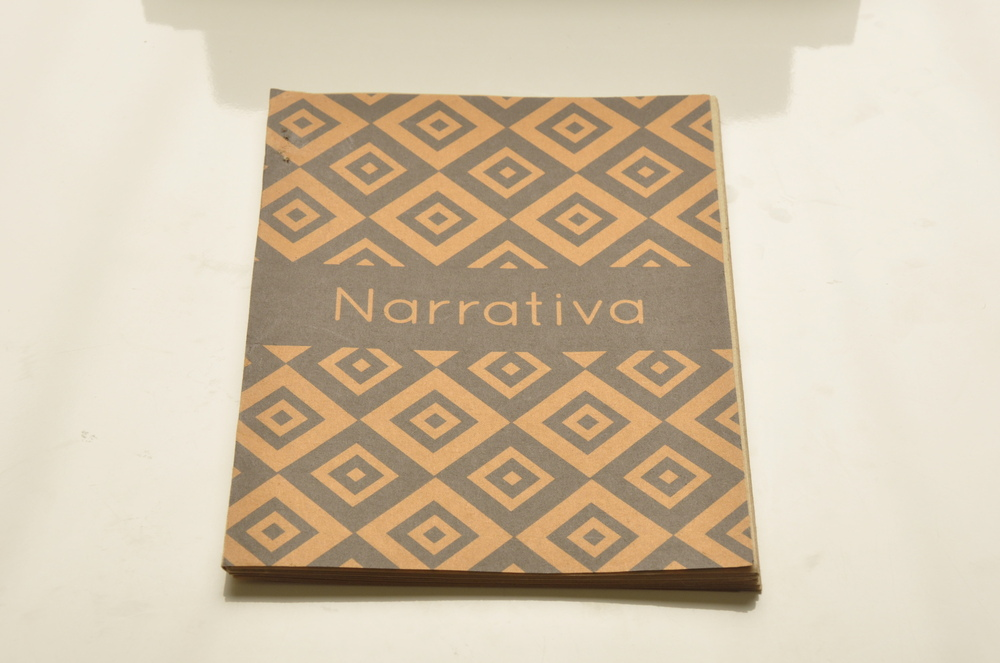 Tamys Portfolio - Iamandu book of narrative
