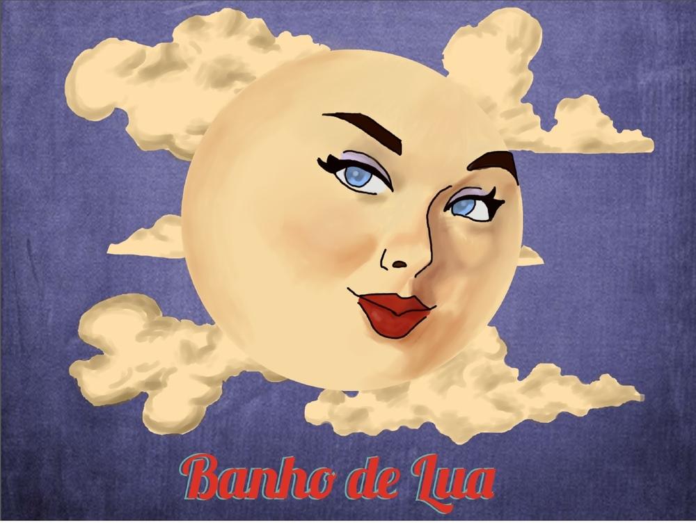 Tamys Portfolio - Board Game Banho de Lua Cover