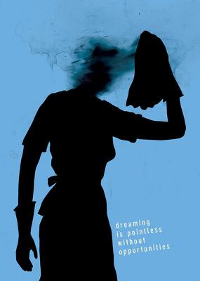 Bruno Rivera | Graphic Design & Illustration - Soñar No Tiene Sentido Dreaming is Pointless 2012