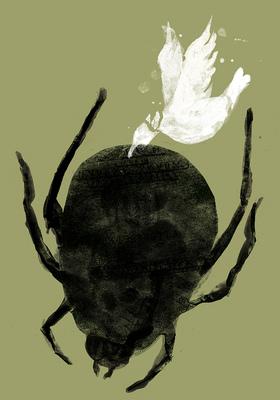Bruno Rivera | Graphic Design & Illustration - La Codicia nos Quiebra Greed Breaks Us 2013
