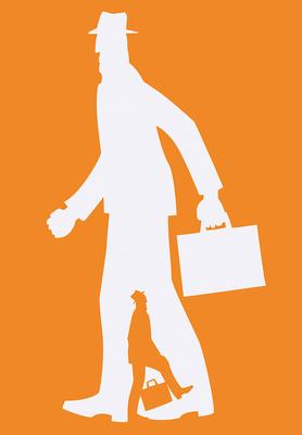 Bruno Rivera | Graphic Design & Illustration - ¿Me Voy o Me Quedo? Should I Stay or Should I Go 2012