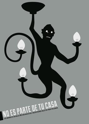 Bruno Rivera | Graphic Design & Illustration - No es Parte de Tu Casa Its Not Part of Your House 2013