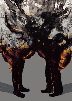 Bruno Rivera | Graphic Design & Illustration - Amantes Lovers 2014