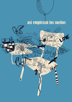 Bruno Rivera | Graphic Design & Illustration - Así Empiezan los Sueños This is How Dreams Begin 2011