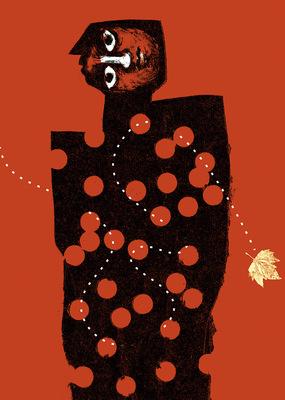 Bruno Rivera | Graphic Design & Illustration - Pequeños hoyos Little Holes 2014