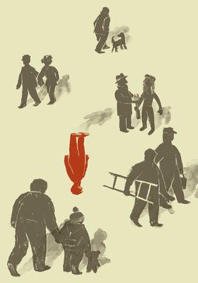 Bruno Rivera | Graphic Design & Illustration - Soledad Loneliness 2014