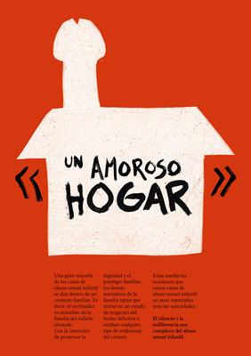 Bruno Rivera | Graphic Design & Illustration - Un amoroso hogar A Home Full of Love 2014