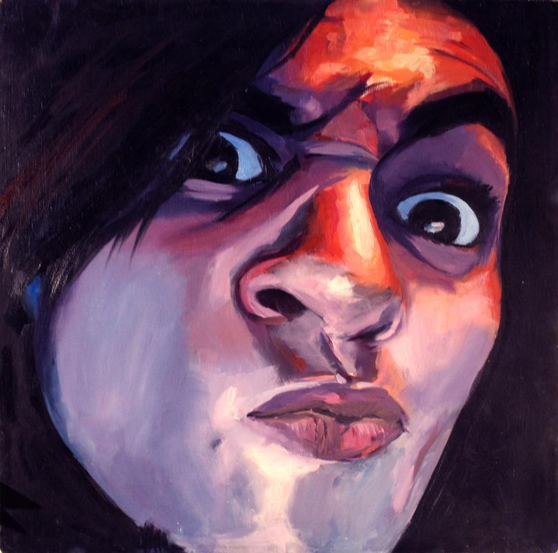 PJ Kempen :: Online Art Gallery - Big Face