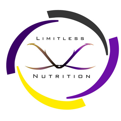 PolkTheArtist - Limitless (Nutrition Logo)