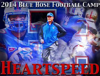 PolkTheArtist - Presbyterian College 2014 Recruiting Camp Brochure