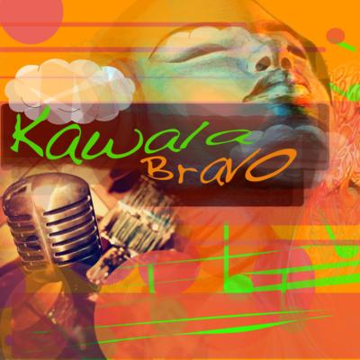 PolkTheArtist - Kalawa Bravo Mixtape Cover
