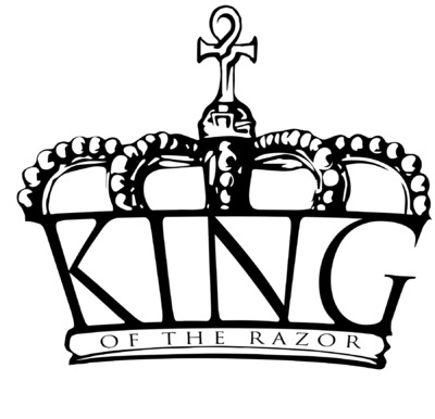 PolkTheArtist - King of The Razor Logo