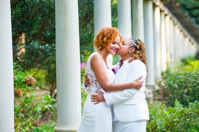 Amryn Soldier Atlanta Wedding and Portrait Photographer - Lisa and Yolanda