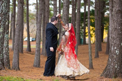 Amryn Soldier Atlanta Wedding and Portrait Photographer - Pari and Andy