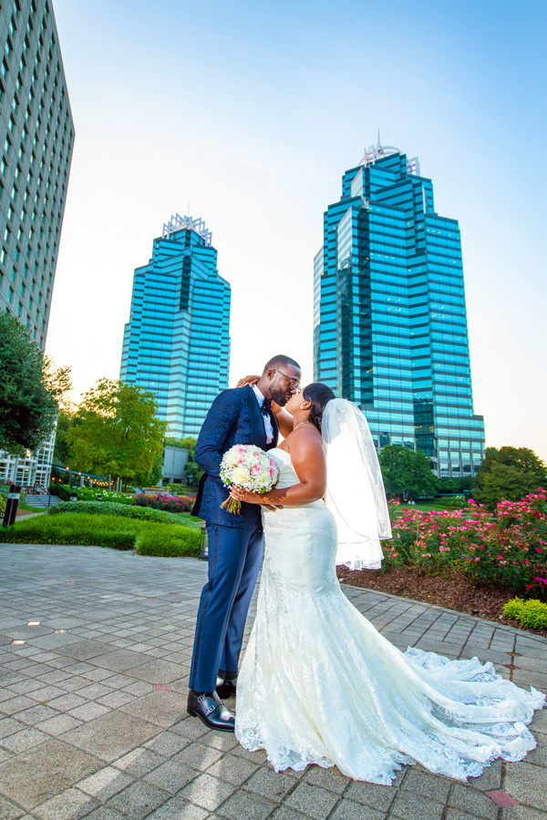 Amryn Soldier: Weddings, Elopements, and Portrait Photographer - The Westin-Perimeter