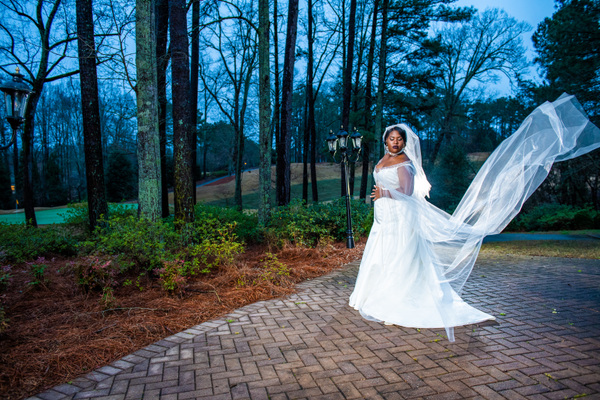 Amryn Soldier: Weddings, Elopements, and Portrait Photographer - Country Club of the South | Johns Creek, Georgia