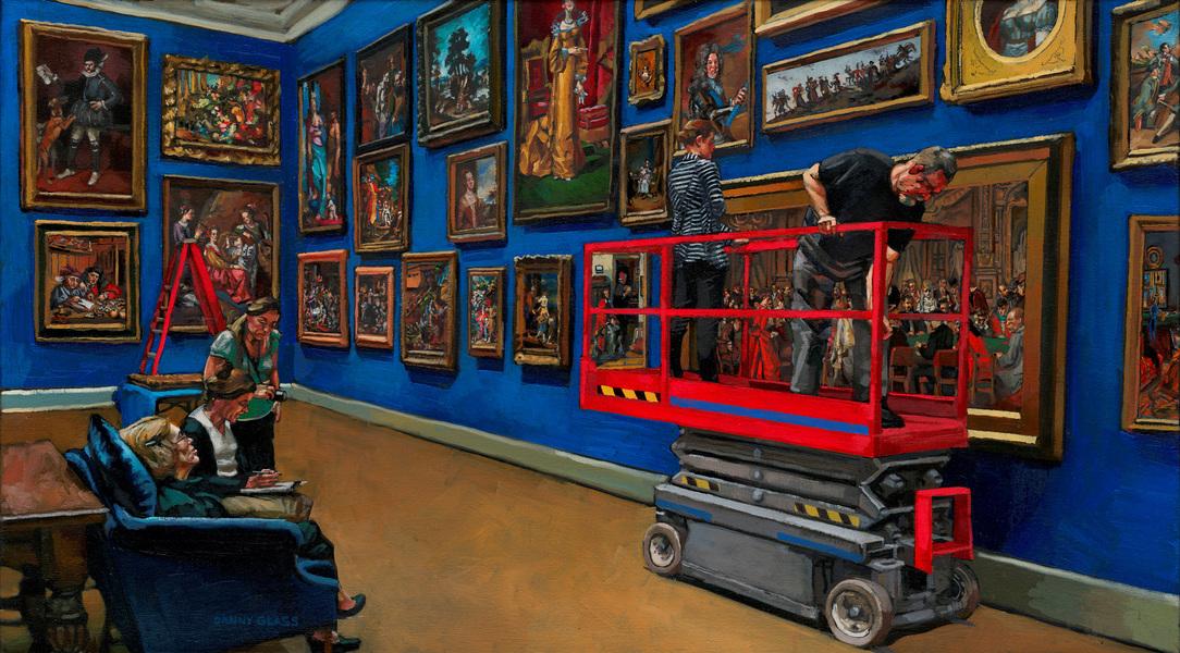 Danny Glass - RISD Museum