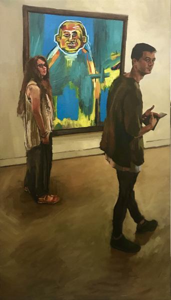 Danny Glass - Basquiat