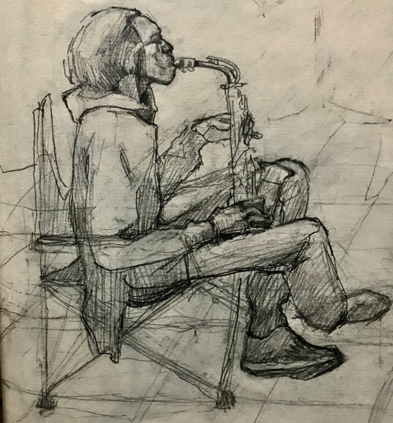 Danny Glass - Saxman