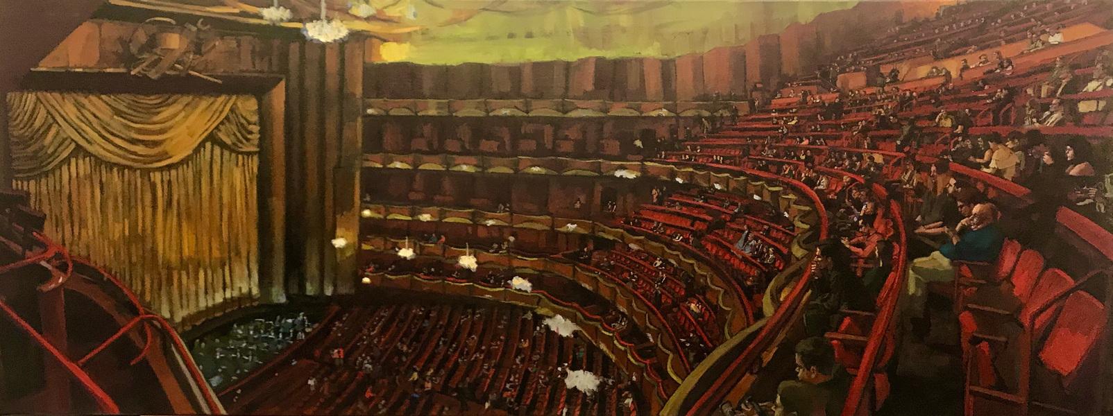 Danny Glass - Met Opera House