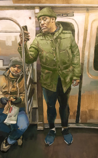 Danny Glass - Subway Composition 4