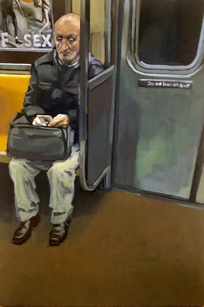 Danny Glass - Subway Solo