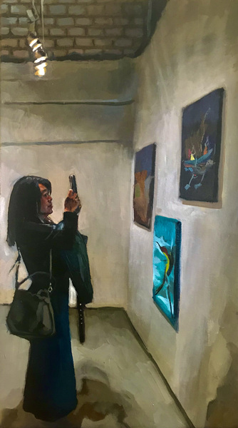 Danny Glass - Observing Art