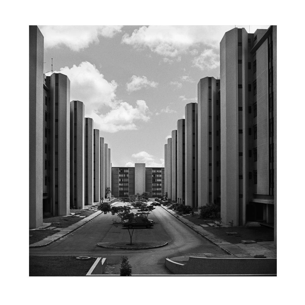 Leopoldo Plentz Fotografias - Super Quadra Sul, 1982