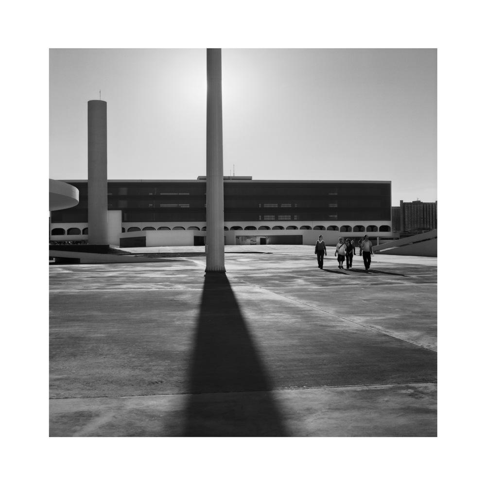 Leopoldo Plentz Fotografias - Biblioteca Nacional II, 2007