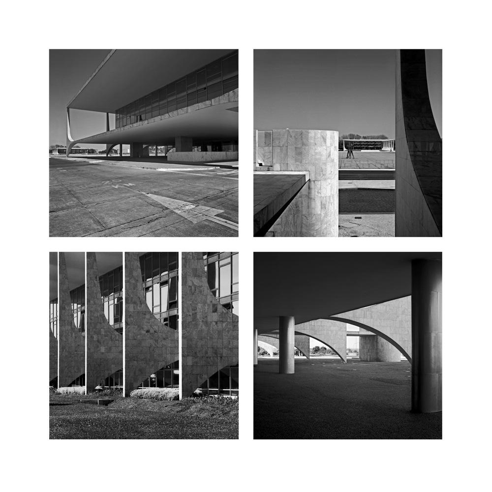 Leopoldo Plentz Fotografias - Palácio do Planalto, composição, 2007