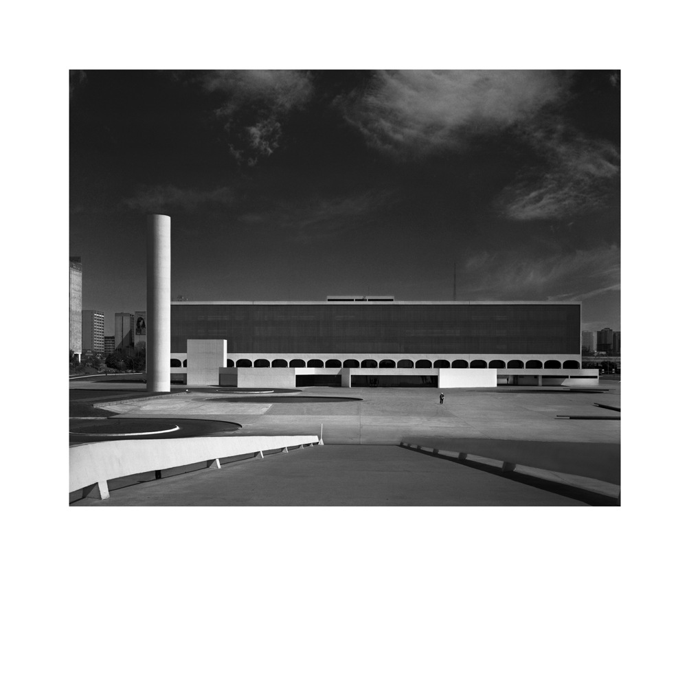 Leopoldo Plentz Fotografias - Biblioteca Nacional, 2007