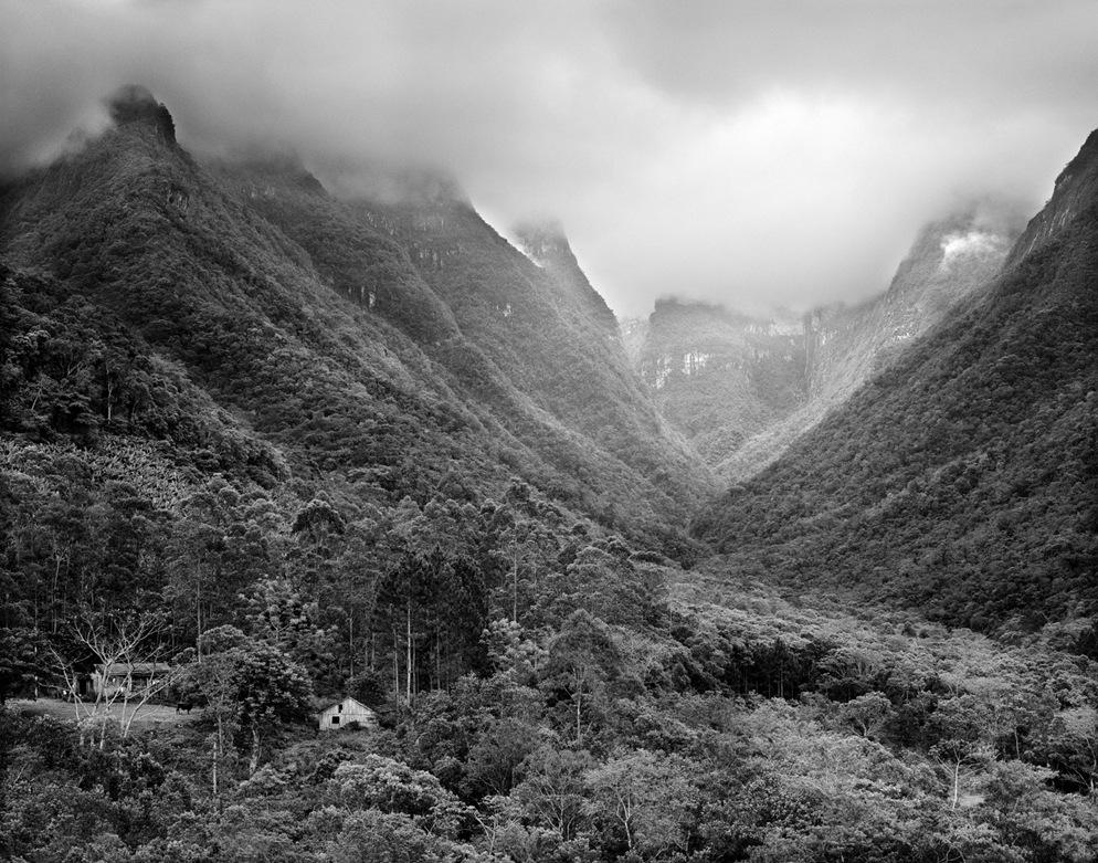 Leopoldo Plentz Fotografias - Canion Malacara, RS, 2006
