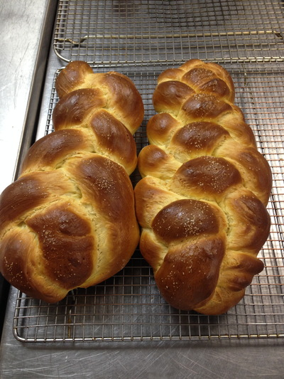 A Bakers Journey - Challa