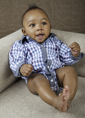 Kimberlee Peers-Moore Designer - Boys cotton Shirtzies